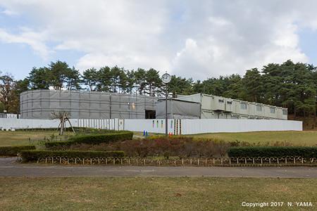 奥卯辰山健民公園 新管理センター