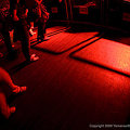 写真: red room