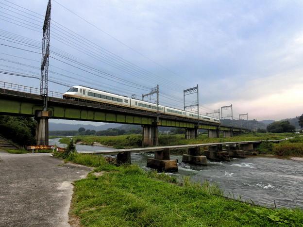 石橋の潜水橋