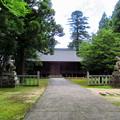 写真: 伯耆国一宮 倭文神社