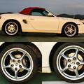 写真: 新品ブレーキ