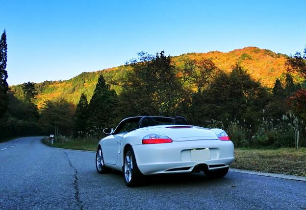 秋のオープンドライブ