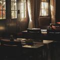 写真: 憩いの部屋