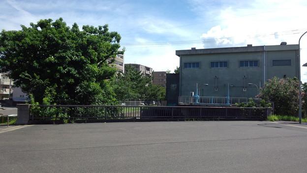 荒田川排水機場 与次郎 鹿児島市