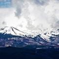 Photos: 残雪が多い吾妻連邦