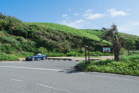 ユウスゲ公園 駐車場