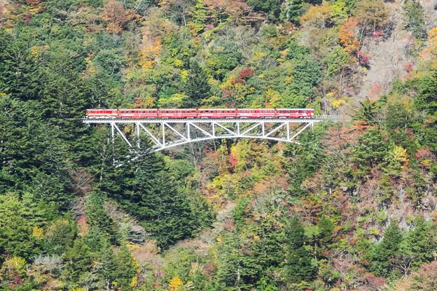 Photos: 関の沢橋梁