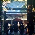 お礼参り(椿大神社)