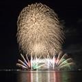写真: 糸島市民まつり 花火