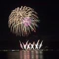 写真: 糸島市民まつり 花火 3