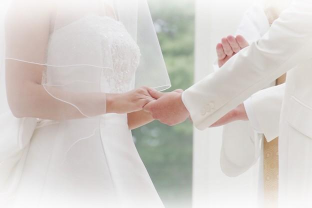 Photos: Wedding ceremony to remember!