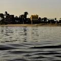 写真: ナイル川