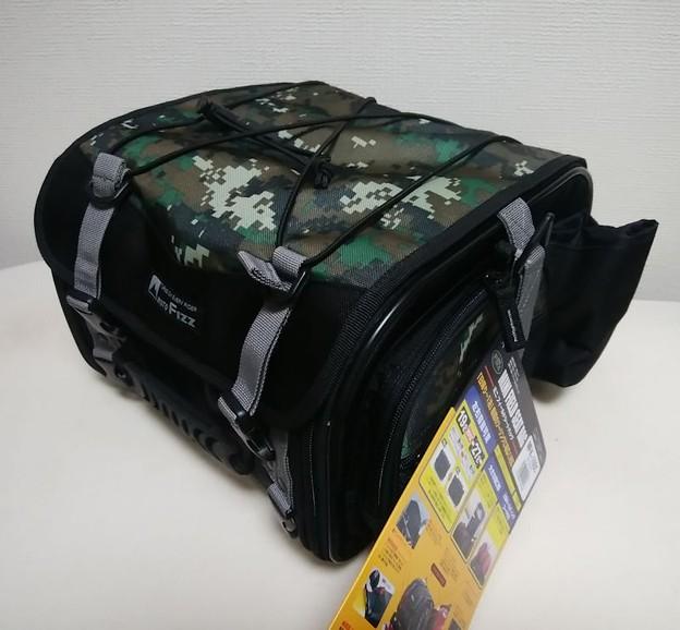 写真: ミニフィールドシートバッグ