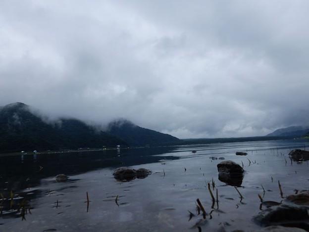 写真: 富士五湖 西湖