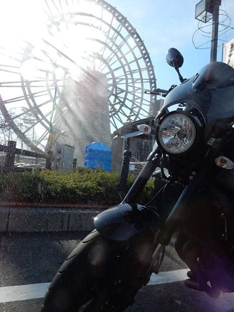 写真: 山岡道駅