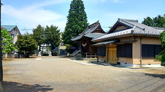20170512氷川神社(新座市)