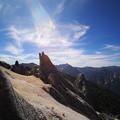写真: 燕岳