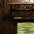 写真: SL_車窓と網棚