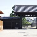 写真: 新居関所入り口