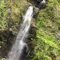 写真: 見ノ越沿いの滝