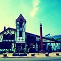 写真: 北海道のスイス~初夏のニセコ駅~♪