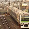 Photos: 山手線内回り電車 2017.4.14