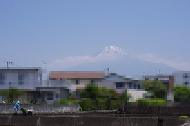 今日の富士山(2017/5/21)