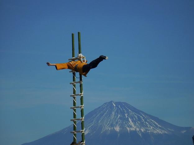 富士より高く