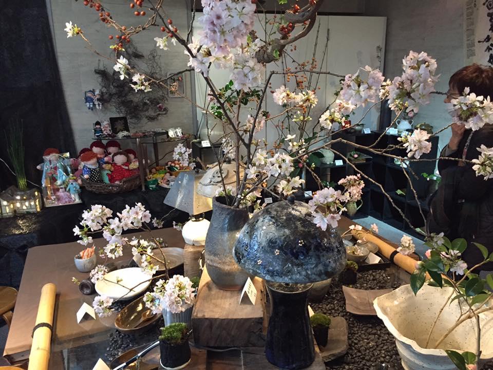 陶芸Space釉2017春の作陶展