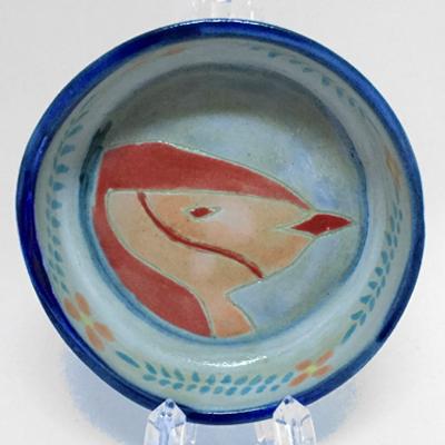 ヒゲペンギン小鉢