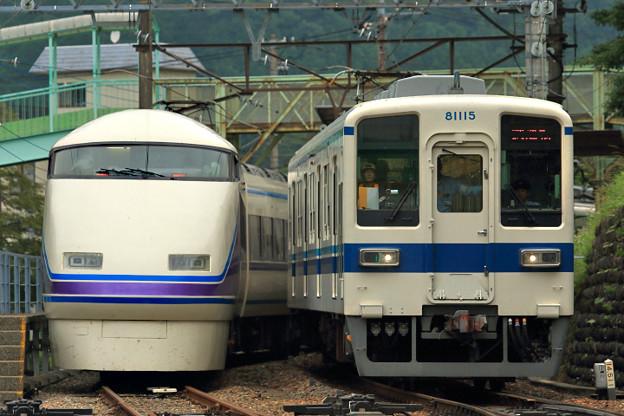 6064M列車充当車両と7344列車