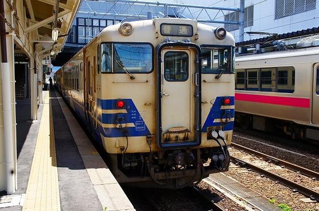 キハ40系(五能線)