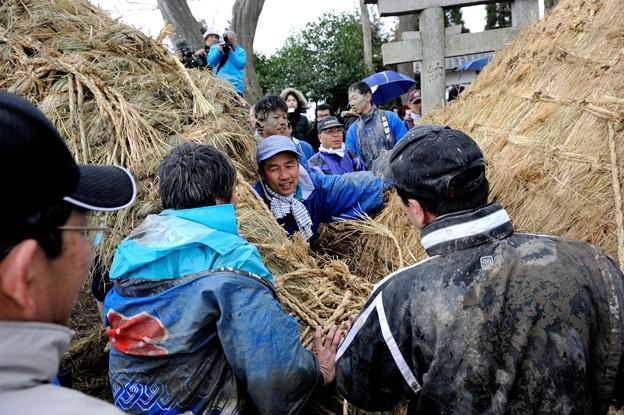 お綱祭 2010/02/11 12:36