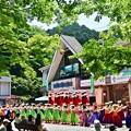 高尾山フラガール3