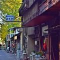写真: 黄葉まち子の小路