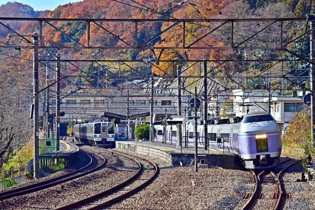 写真: 秋色沿線(23)
