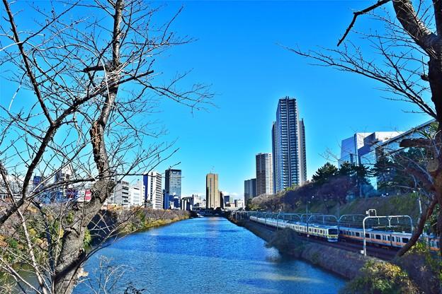 写真: 外堀界隈(1)