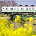 Photos: 107系最後の春!?@イセコマ
