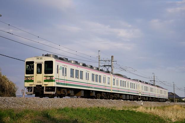 Photos: 107系@イセコマ