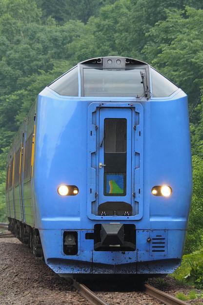 キハ261系特急『サロベツ2号』@豊清水駅