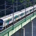 Photos: E253系特急あずさ@新桂川橋梁