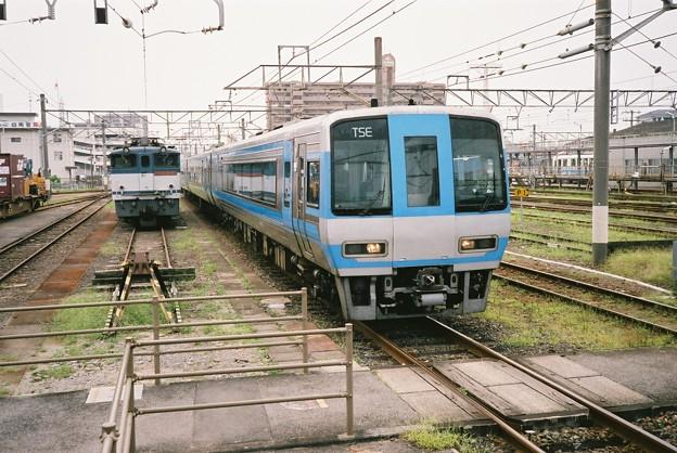 2000系気動車試作車「TSE」