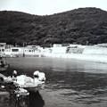 写真: 港とオーテ