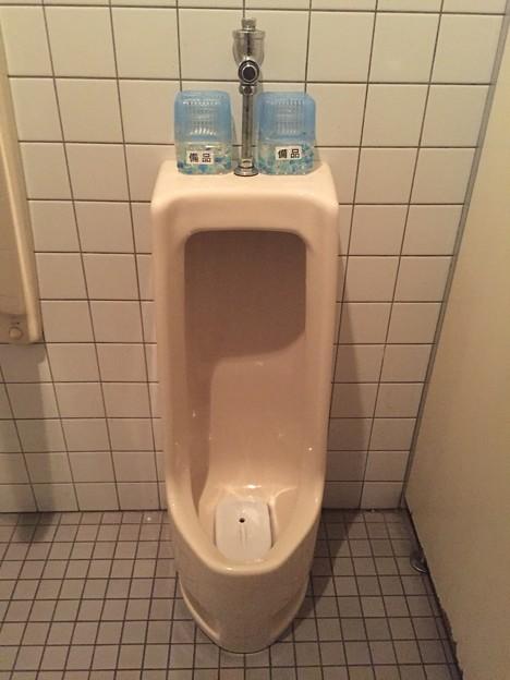 ザ・ダイソー広駅前店のトイレの小便器