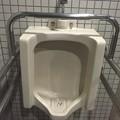 Photos: 呉市三条3丁目の公園のトイレの小便器