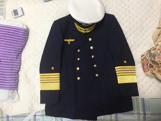 ナチスドイツ海軍の通常軍装