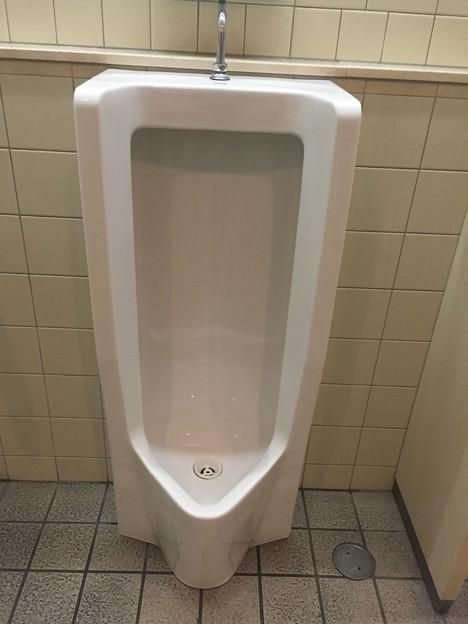広島県庁舎のトイレ
