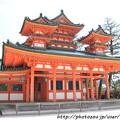 Photos: IMG_3345平安神宮・蒼龍楼(重要文化財)