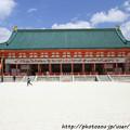 IMG_3352平安神宮・外拝殿(重要文化財)