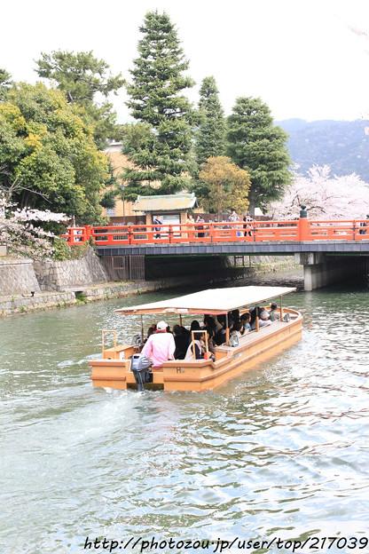 IMG_3393琵琶湖疏水・十石舟